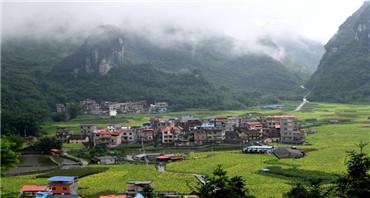 罗城仫佬族自治县