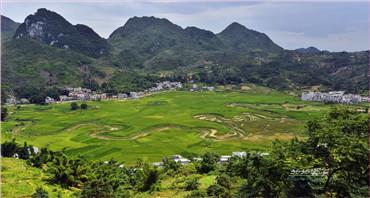 巴马瑶族自治县